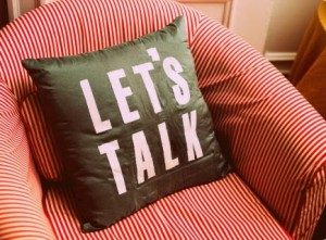therapy - lets talk